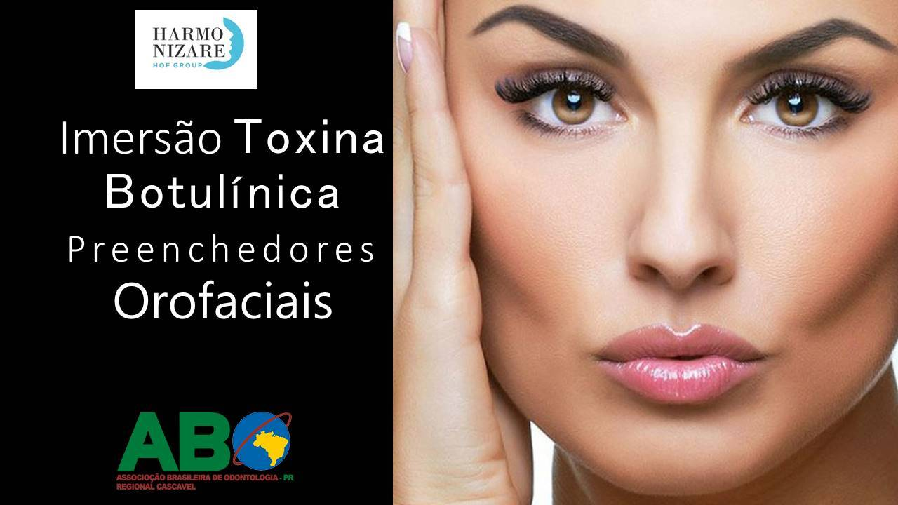 Toxina Botulínica e Preenchedores Orofaciais